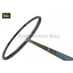 Apacs N Power 900 Blue Grey (5U) Badminton Racket