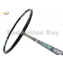 30% OFF Apacs N Power 900 Dark Grey Badminton Racket (5U) Strung with Black Abroz DG67 Power @ 23lbs