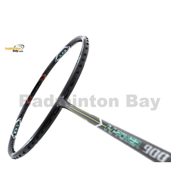 Apacs N Power 900 Dark Grey Badminton Racket (5U)