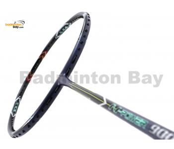 Apacs N Power 900 Navy Blue Grey Badminton Racket (5U)