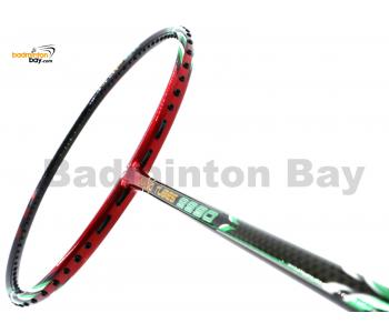 Apacs Nano Tubes 9990 Red Badminton Racket (4U)