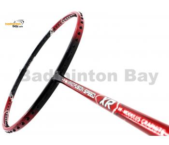 Apacs Nano Fusion Speed XR Red Black (6U) Badminton Racket