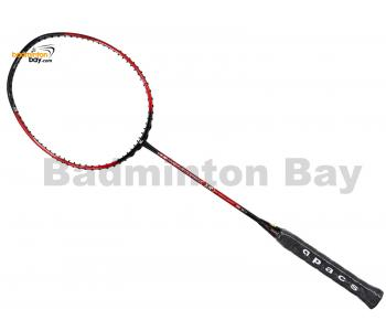 Coming Soon, Pre-order Available: Apacs Nano Fusion Speed XR Red Black (6U) Badminton Racket