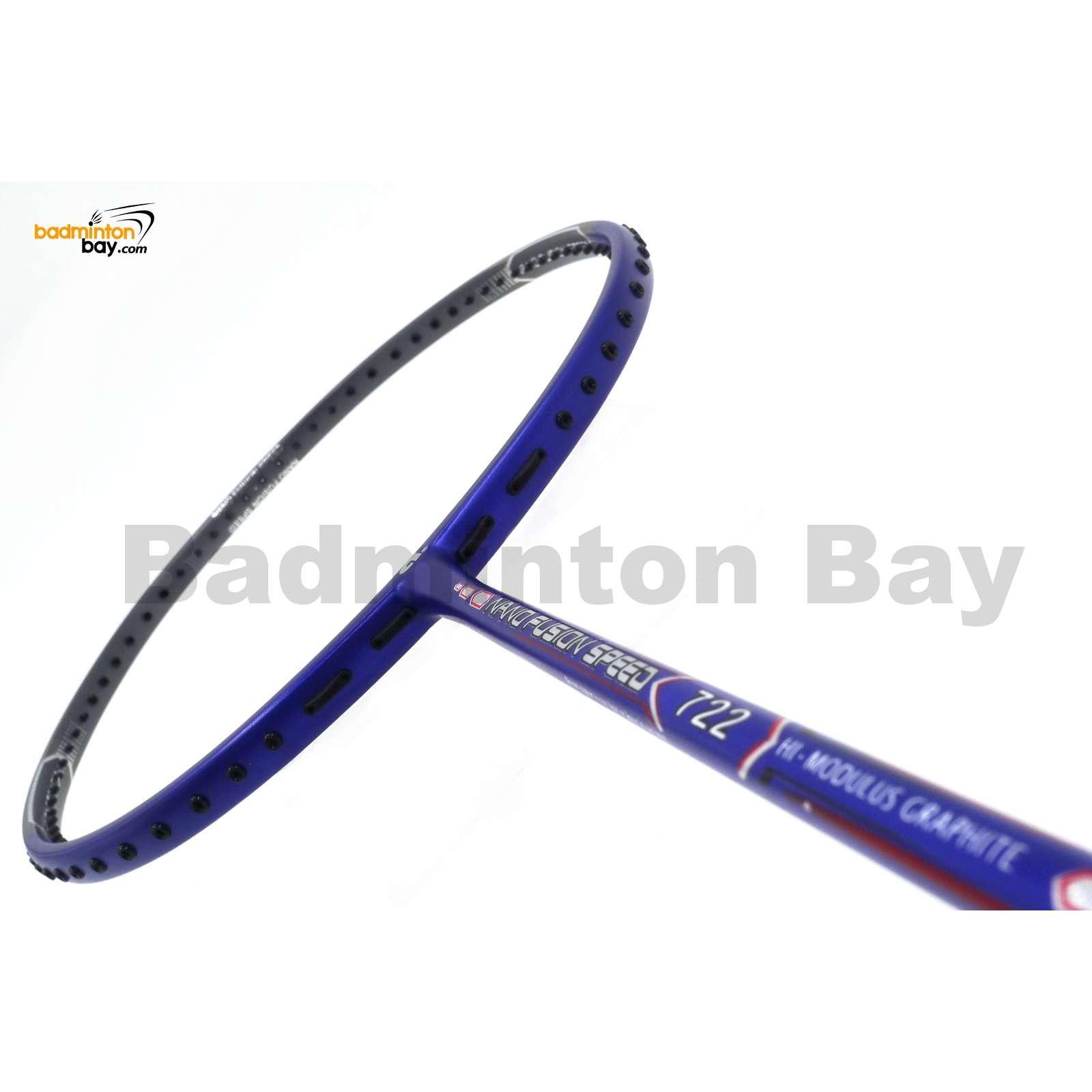 Apacs Nano Fusion Speed 722 Red Badminton Racket