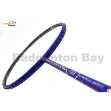 Apacs Nano Fusion 722 Speed Blue (Matte) (6U) Badminton Racket