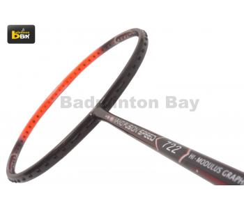 Apacs Nano Fusion 722 Speed Orange (6U) Badminton Racket