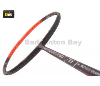 Apacs Nano Fusion 722 Speed Orange (6U) Badminton Racket