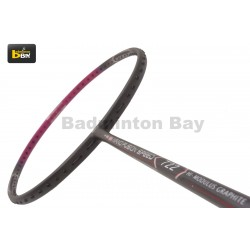 ~ Out of stock  Apacs Nano Fusion 722 Speed Pink (Matte) (6U) Badminton Racket