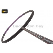 Apacs Nano Fusion 722 Speed Purple (Matte) (6U) Badminton Racket