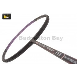 Apacs Nano Fusion 722 Speed Purple (Matte) (6U) Badminton Racket