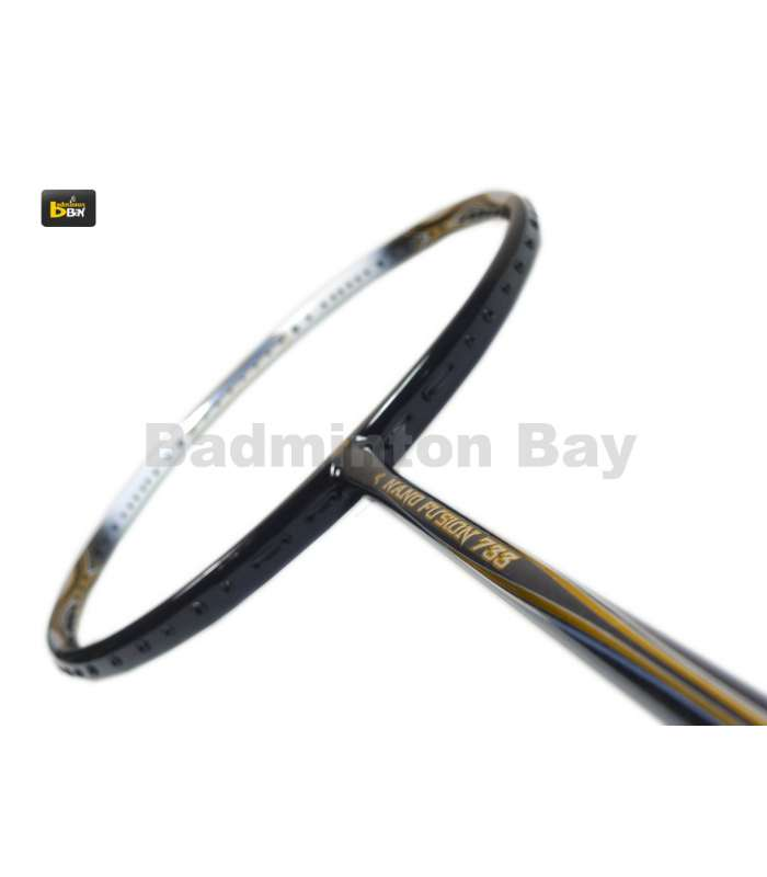 ~Out of stock Apacs Nano Fusion 733 (4U) Badminton Racket