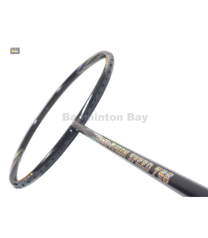 ~Out of stock Apacs Nano Fusion Speed 755 Badminton Racket (4U)
