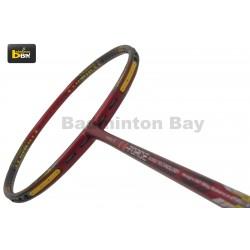 Apacs N Force III Red Badminton Racket Compact Frame (4U)
