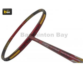 Apacs N Force III Red Badminton Racket Compact Frame (4U)