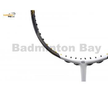 Apacs N Force III White Badminton Racket Compact Frame (4U)