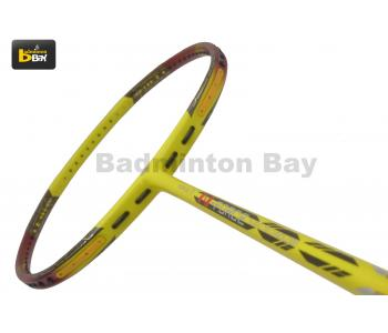 Apacs N Force III Yellow Badminton Racket Compact Frame (4U)