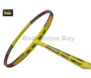 Apacs N Force III Yellow Badminton Racket Compact Frame (4U)