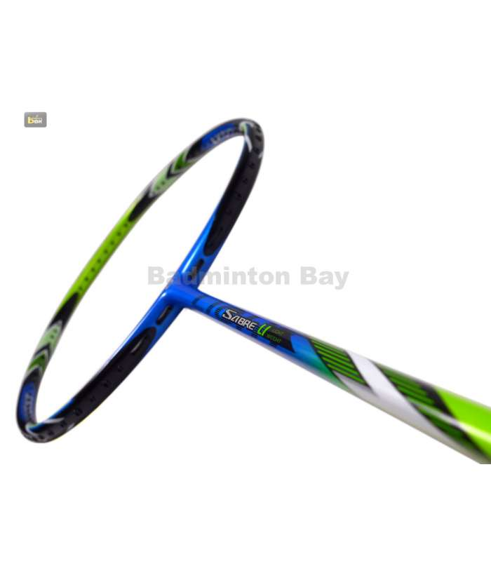 Apacs Sabre Light Badminton Racket 6U (Edge Saber Light) (Replacement model available, see inside)