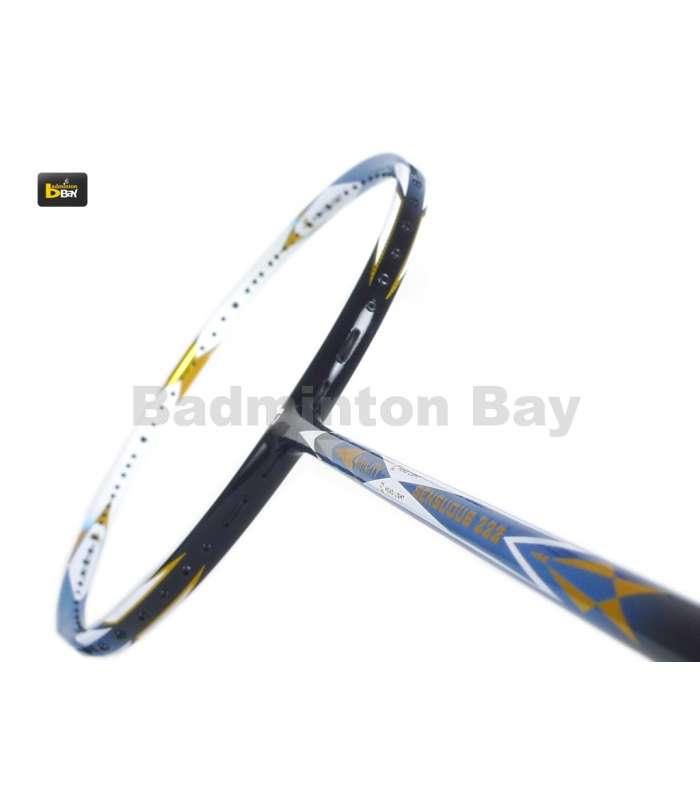 ~ Out of stock  Apacs Sensuous 222 Badminton Racket (4U)
