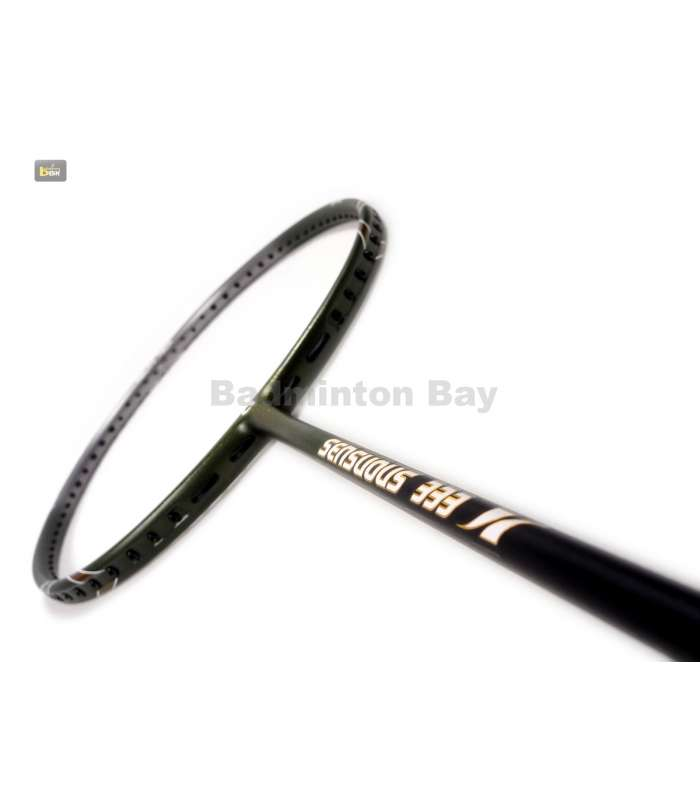~ Out of stock  Apacs Sensuous 333 Badminton Racket (4U)