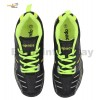 Apacs Cushion Power SP-603 Black Neon Green Badminton Shoes With Improved Cushioning & Technology