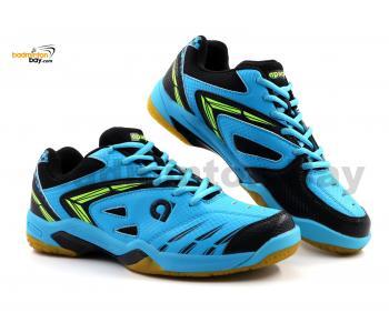Apacs Cushion Power PRO 773 Blue Badminton Shoes With Improved Cushioning
