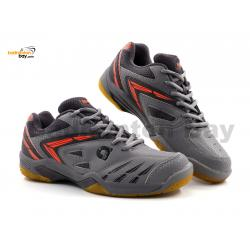 Apacs Cushion Power PRO 773 Grey Badminton Shoes With Improved Cushioning