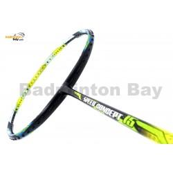 Apacs Speed Concept 15 Black Yellow Badminton Racket (4U)