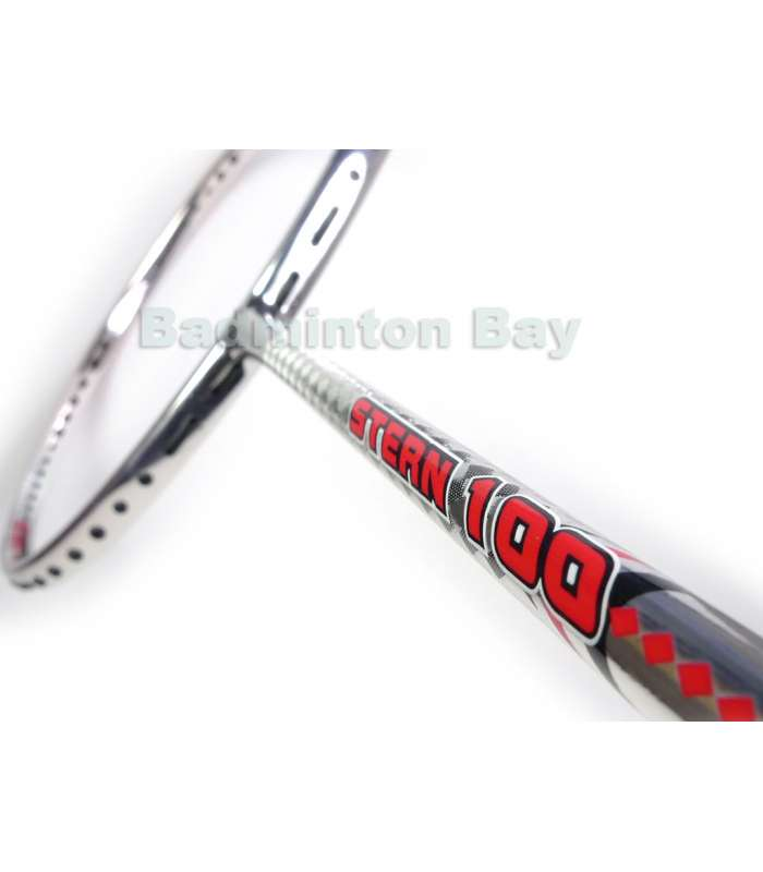 ~Out of stock Apacs Stern 100 Badminton Racket (4U)