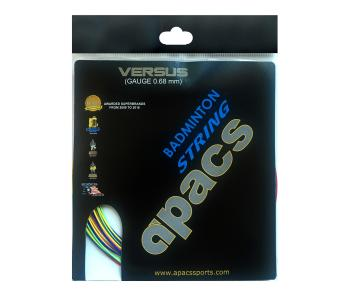 Apacs Versus Rainbow Color Badminton String