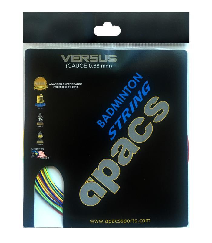 Apacs Versus Rainbow Color Badminton String