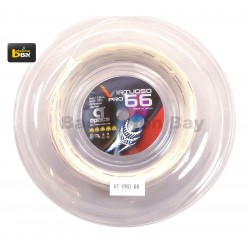 ~ Out of stock  200m Reel - Apacs Virtuoso Pro 66 (0.66mm) Badminton String Made in Japan - Hard Feel