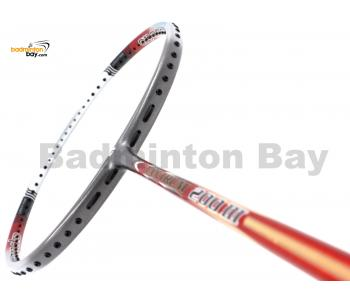 Apacs Tantrum 200 III Red Matte Badminton Racket (4U)