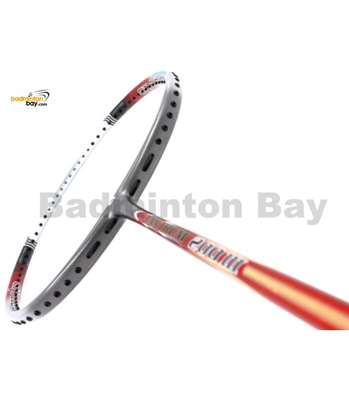 Apacs Tantrum 200 III Red Matte Badminton Racket (4U)
