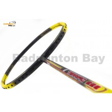 Apacs Terrific 228 II Grey Yellow Badminton Racket (4U)