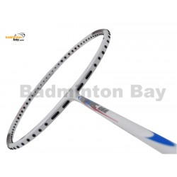 Apacs Terrific 268 II White  Badminton Racket (4U)