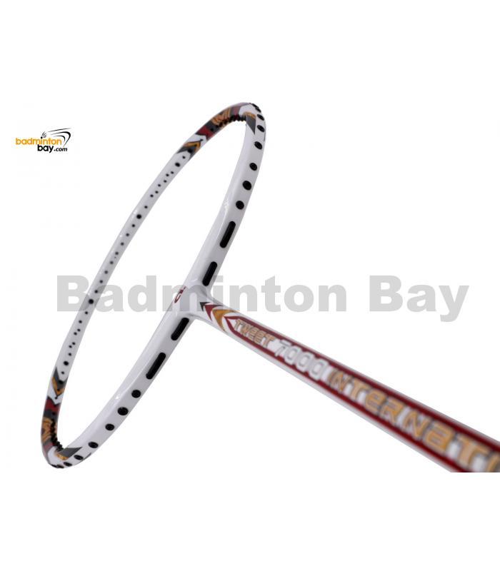 Apacs Tweet 7000 International II White Badminton Racket (3U)
