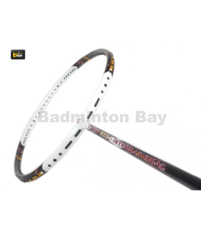 ~ Out of stock  Apacs Tweet 8000 International Badminton Racket (3U)