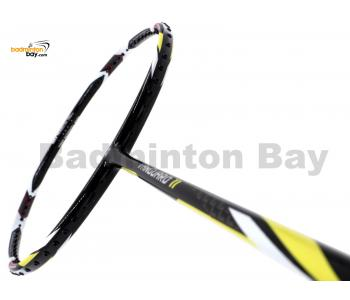 Apacs Vanguard 11 Black White Badminton Racket  (4U)