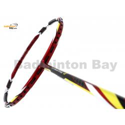 Apacs Vanguard 11 Red White Badminton Racket  (4U)