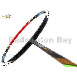 Apacs Virtuoso Light Black Badminton Racket 6U (Edge Saber) (Replacing Model for Sabre Light)