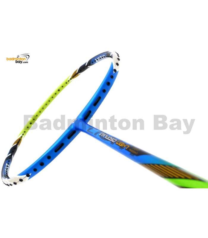 Apacs Virtuoso Light Blue Green Badminton Racket 6U (Edge Saber) (Replacing Model for Sabre Light)
