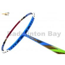 Apacs Virtuoso Light Red Blue Badminton Racket 6U (Edge Saber) (Replacing Model for Sabre Light)