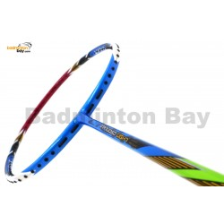 Apacs Virtuoso Light Red Blue Badminton Racket 6U (Edge Saber) (Replacing Model for Sabre Light)