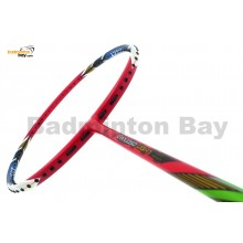 Apacs Virtuoso Light Red Badminton Racket 6U (Edge Saber) (Replacing Model for Sabre Light)