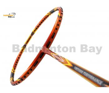 Apacs Virtuoso Performance Orange Badminton Racket (3U)