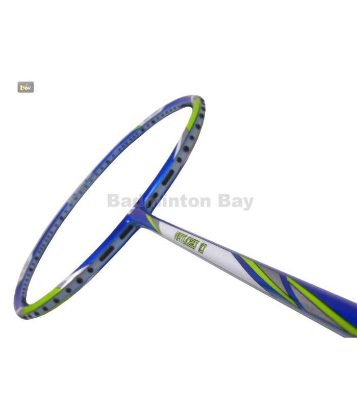 ~Out of stock Apacs Virtuoso 10 Blue Badminton Racket (6U)