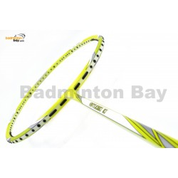 ~ Out of stock  Apacs Virtuoso 10 Yellow Badminton Racket (6U)