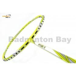 Apacs Virtuoso 10 Yellow Badminton Racket (6U)