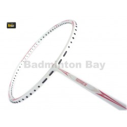 Apacs Virtuoso 20 White Badminton Racket (6U)
